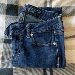AEO Super Stretch Skinny Jeans